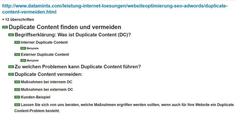 Online-Redaktion für Websites - datamints GmbH